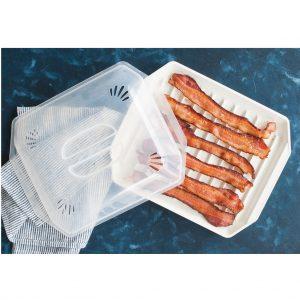 Nordic Microwave Bacon