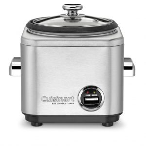 Cuisinart Rice Cooker Steamer