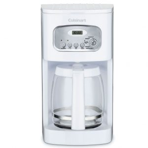 Cuisinart Coffee Machine White DCC1100