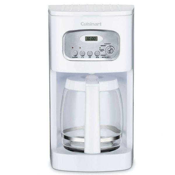 Cuisinart Coffee Machine White DCC1100