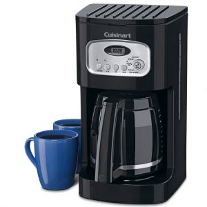 Cuisinart Coffee Machine Dark DCC1100