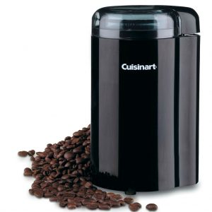 Cuisinart Coffee Grinder Dark DCG20
