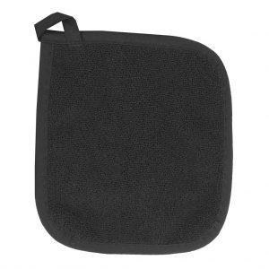 Cornucopia Kitchen Kirkwood Potholders - Black
