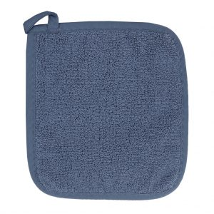 Cornucopia Kitchen Kirkwood Potholders - Federal Blue