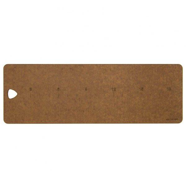 """Cornucopia Kitchen Epicurean 19"""" x 6"""" Bread Board"""