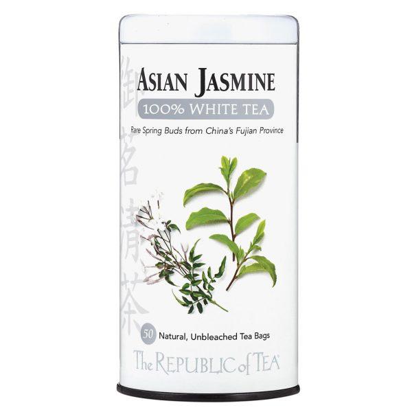 Asian Jasmine White Tea