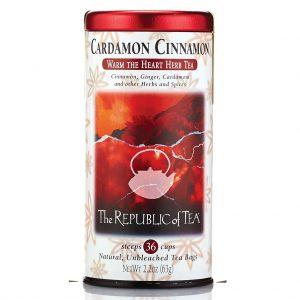 Cardamon Cinnamon Herbal Tea