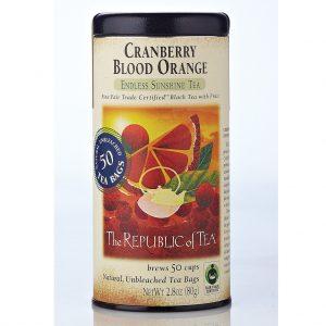 Cranberry Blood Orange Black Tea