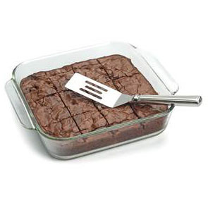 Stainless Steel Brownie Spatula