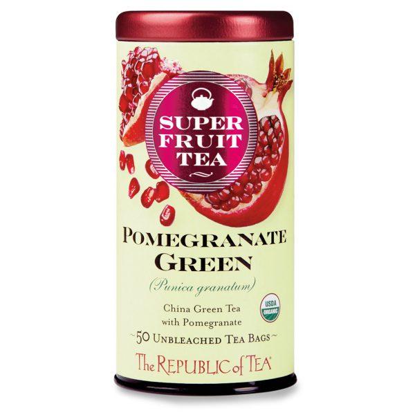Pomegranate Green