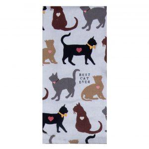 Best Cat Dish Towel