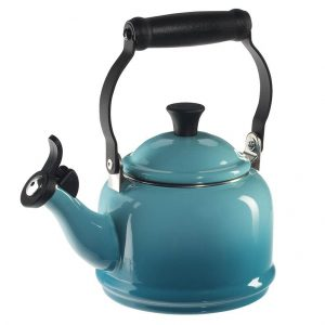 Le Creuset 1.25 Qt. Whistling Tea Kettle