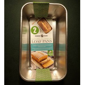 Nordic Ware 1 1/2 lb. Loaf Pans